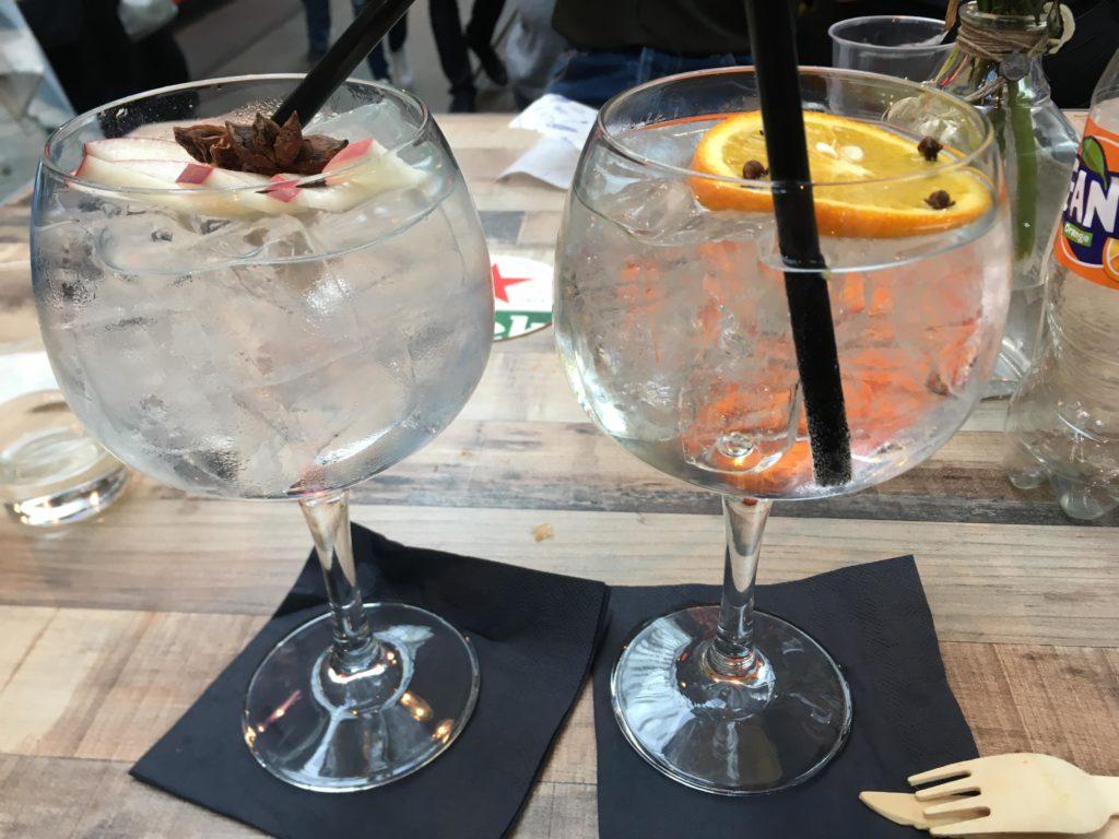 Foodhallen - Gin Tonic