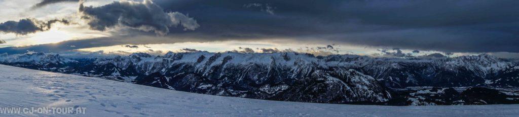 Trattberg Skitour