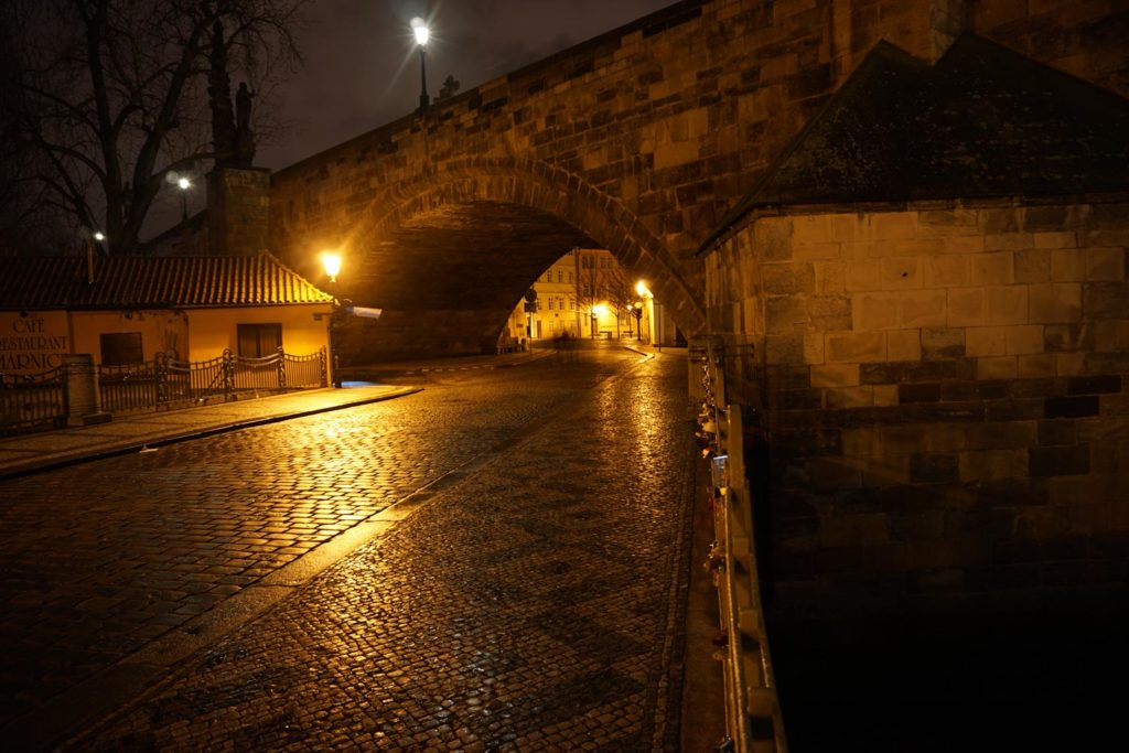 Prag-Nacht