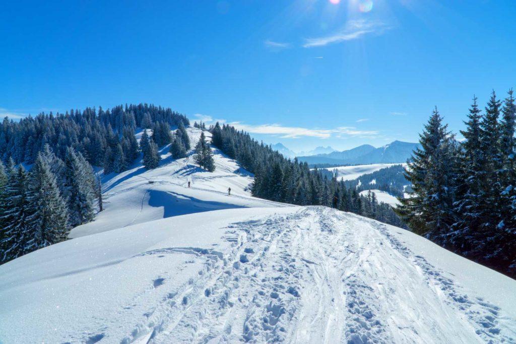 Skitour Pillsteinhöhe